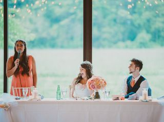 The wedding of Hannah and Matt 2