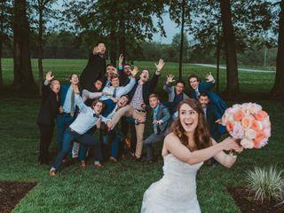 The wedding of Hannah and Matt 3