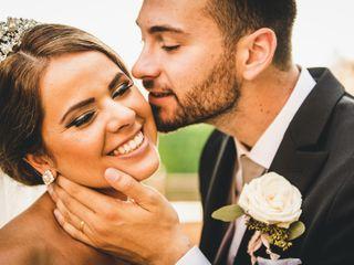The wedding of victoria and raffaele