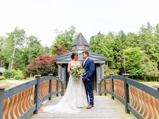 The wedding of Shane and Marah
