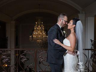 The wedding of Samantha and Derek