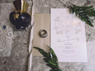The wedding of Trudy and John 1