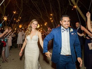 Alyson and Yessid's Wedding in Homestead, Florida 23