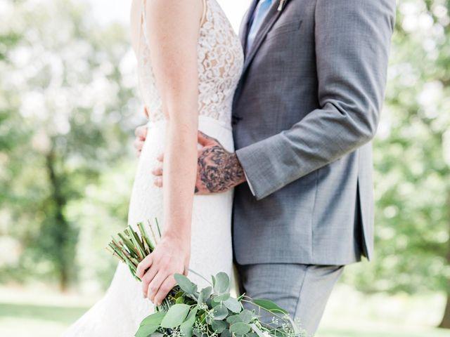 Ryan and Allyson's Wedding in Dahlonega, Georgia 4