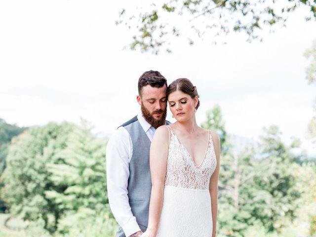 Ryan and Allyson's Wedding in Dahlonega, Georgia 6