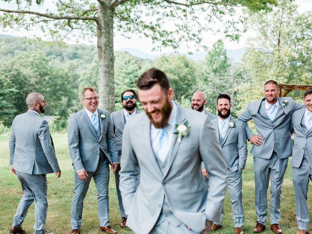 Ryan and Allyson's Wedding in Dahlonega, Georgia 10