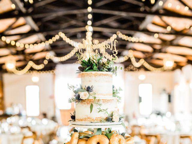 Ryan and Allyson's Wedding in Dahlonega, Georgia 1