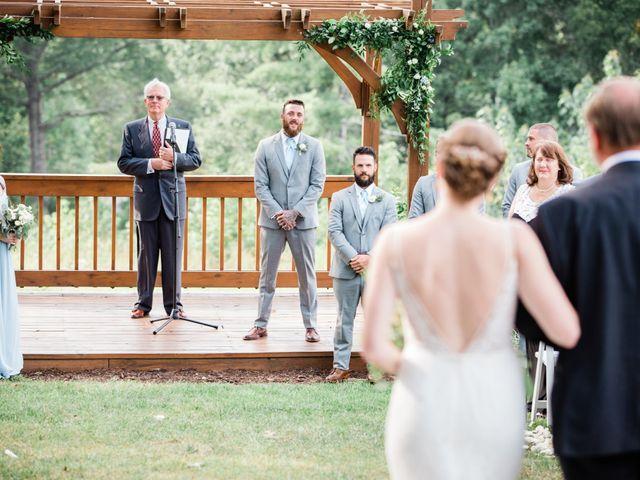 Ryan and Allyson's Wedding in Dahlonega, Georgia 15
