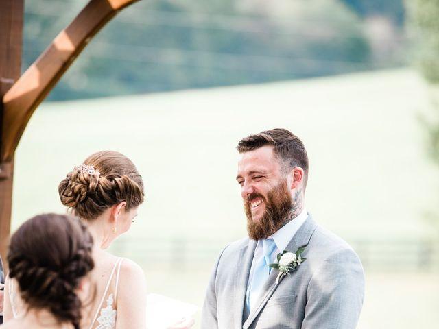 Ryan and Allyson's Wedding in Dahlonega, Georgia 16