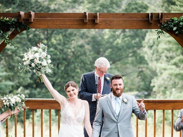 Ryan and Allyson's Wedding in Dahlonega, Georgia 17