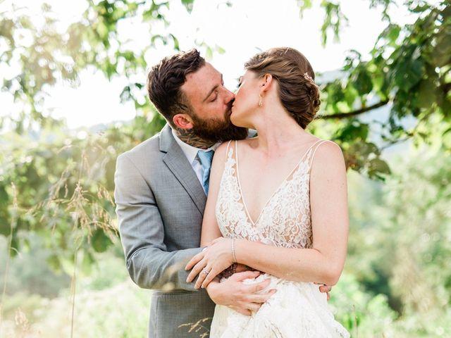 Ryan and Allyson's Wedding in Dahlonega, Georgia 18