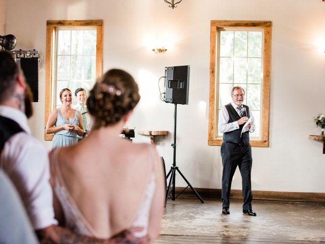 Ryan and Allyson's Wedding in Dahlonega, Georgia 20