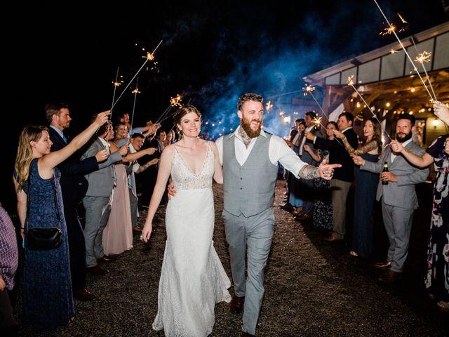 Ryan and Allyson's Wedding in Dahlonega, Georgia 22