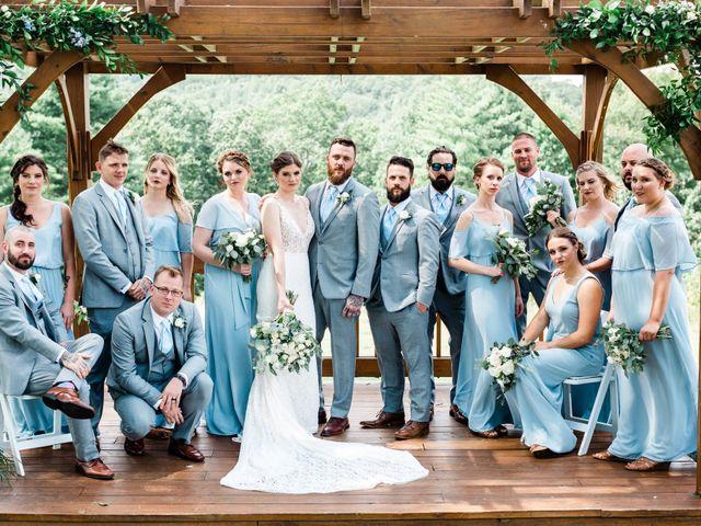 Ryan and Allyson's Wedding in Dahlonega, Georgia 11