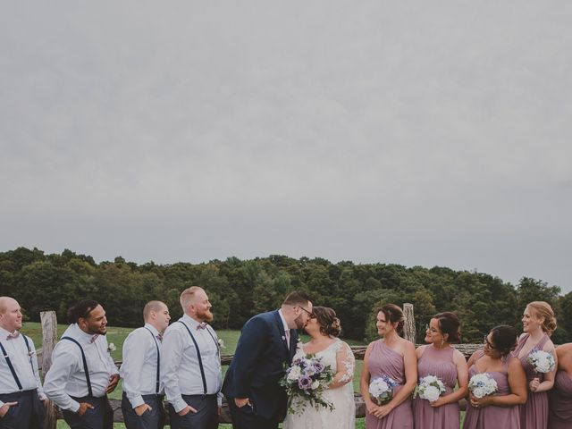 Josh McCarthy and Katee McCarthy's Wedding in Brookfield, New York 2