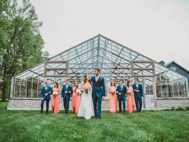 Matt and Hannah's Wedding in Columbus, Ohio 4