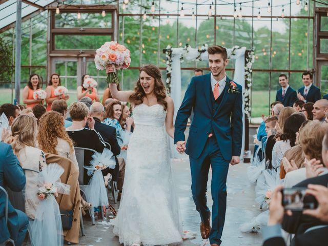 Matt and Hannah's Wedding in Columbus, Ohio 8
