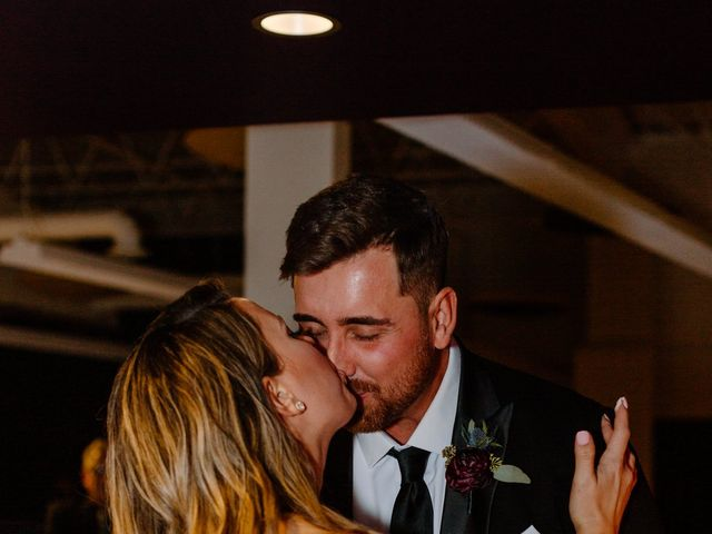 Ben and Genna's Wedding in Detroit, Michigan 4