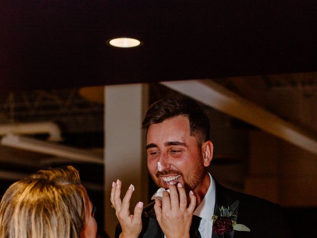 Ben and Genna's Wedding in Detroit, Michigan 5