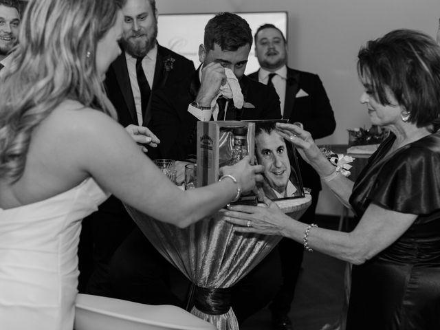 Ben and Genna's Wedding in Detroit, Michigan 6