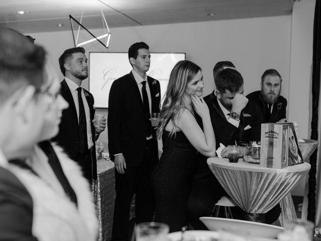 Ben and Genna's Wedding in Detroit, Michigan 8