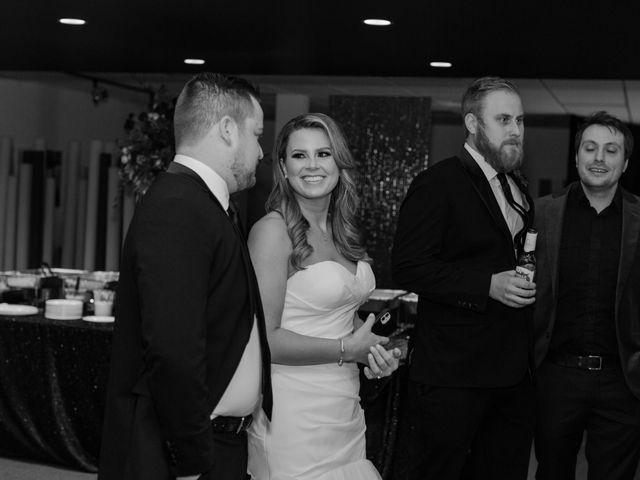 Ben and Genna's Wedding in Detroit, Michigan 13