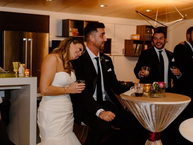 Ben and Genna's Wedding in Detroit, Michigan 18