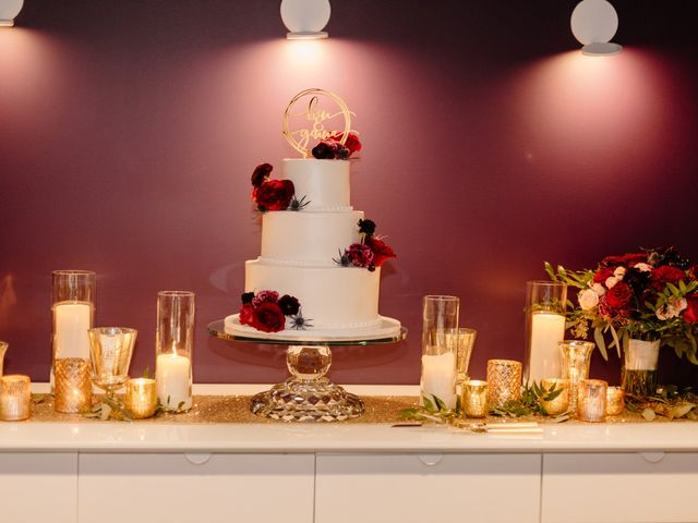 Ben and Genna's Wedding in Detroit, Michigan 29