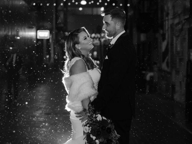 Ben and Genna's Wedding in Detroit, Michigan 32