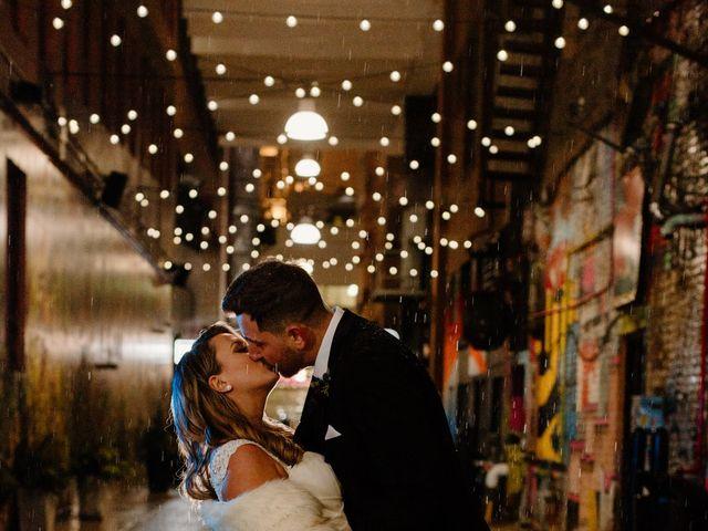 Ben and Genna's Wedding in Detroit, Michigan 33