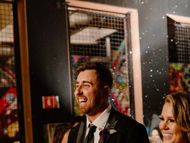 Ben and Genna's Wedding in Detroit, Michigan 34