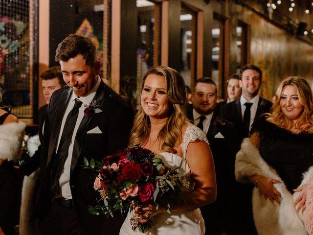 Ben and Genna's Wedding in Detroit, Michigan 35