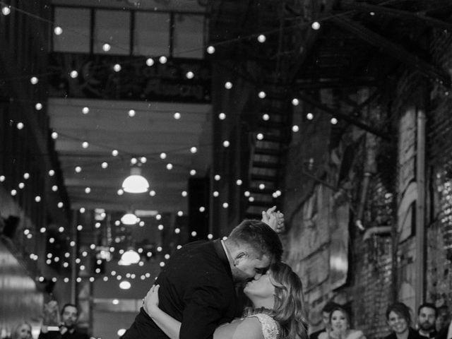 Ben and Genna's Wedding in Detroit, Michigan 36