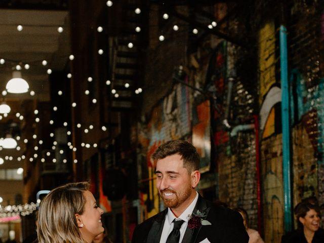 Ben and Genna's Wedding in Detroit, Michigan 37