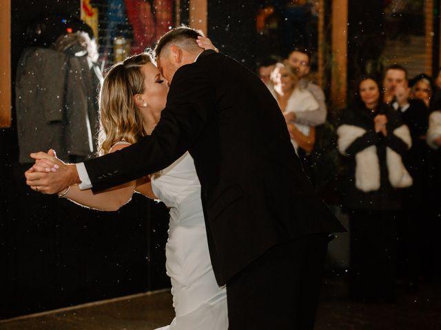Ben and Genna's Wedding in Detroit, Michigan 38