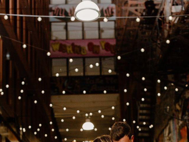 Ben and Genna's Wedding in Detroit, Michigan 39
