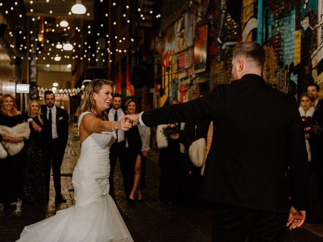 Ben and Genna's Wedding in Detroit, Michigan 40