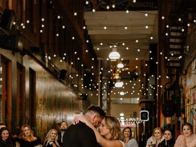 Ben and Genna's Wedding in Detroit, Michigan 41