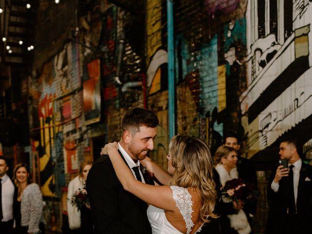 Ben and Genna's Wedding in Detroit, Michigan 42