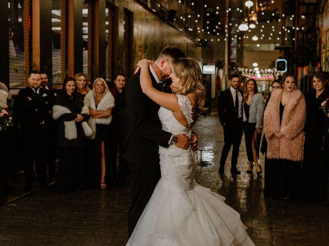 Ben and Genna's Wedding in Detroit, Michigan 43