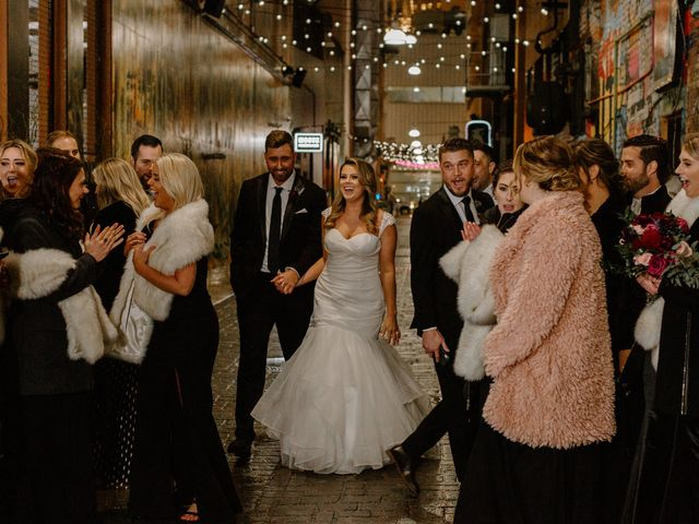 Ben and Genna's Wedding in Detroit, Michigan 44
