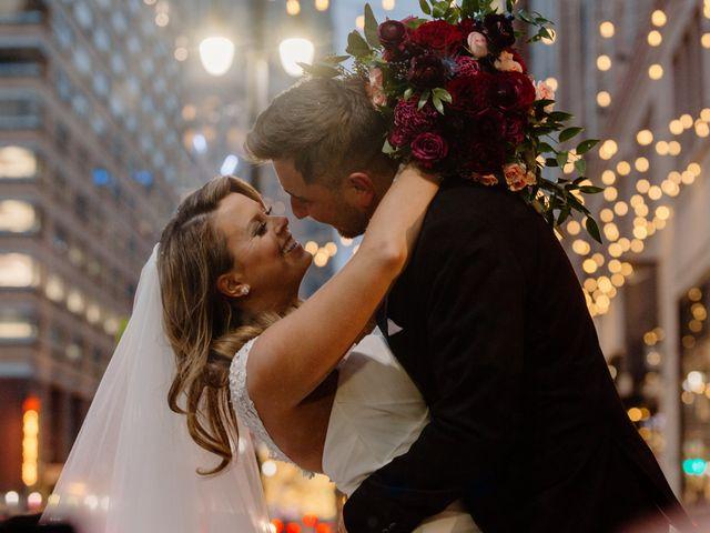 Ben and Genna's Wedding in Detroit, Michigan 45