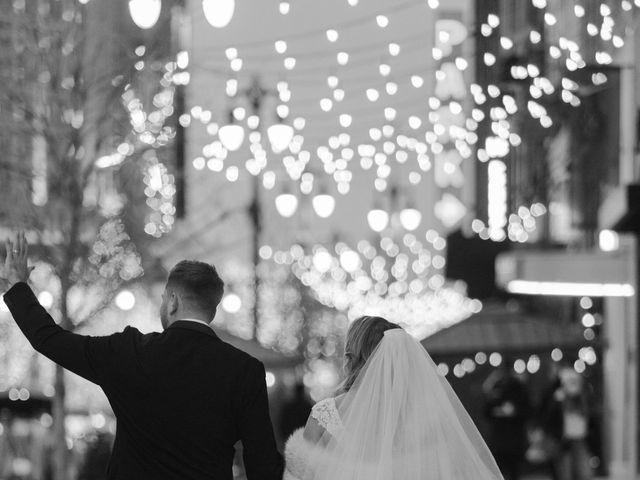 Ben and Genna's Wedding in Detroit, Michigan 47