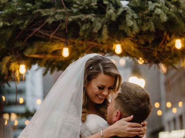 Ben and Genna's Wedding in Detroit, Michigan 49