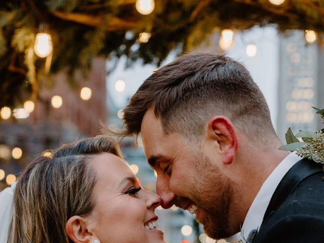 Ben and Genna's Wedding in Detroit, Michigan 1