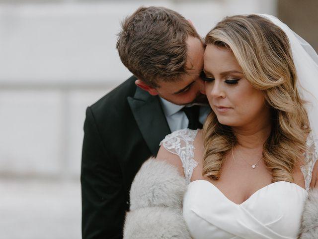 Ben and Genna's Wedding in Detroit, Michigan 53