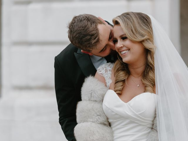 Ben and Genna's Wedding in Detroit, Michigan 54
