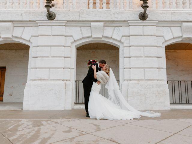 Ben and Genna's Wedding in Detroit, Michigan 59