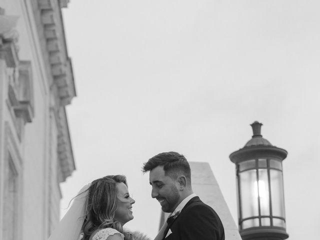 Ben and Genna's Wedding in Detroit, Michigan 61
