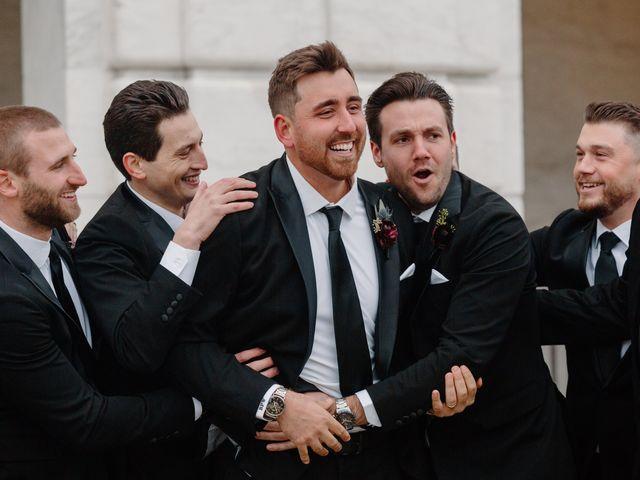Ben and Genna's Wedding in Detroit, Michigan 62